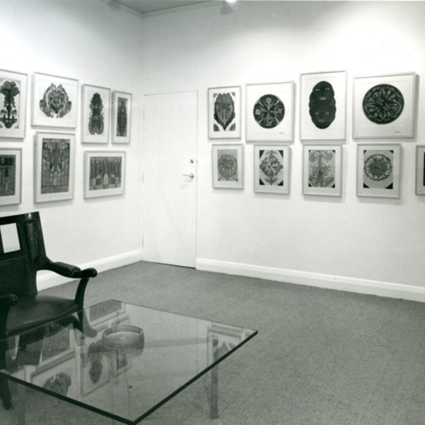 THE PENROSE COLLECTION OF WORKS BY SCOTTIE WILSON