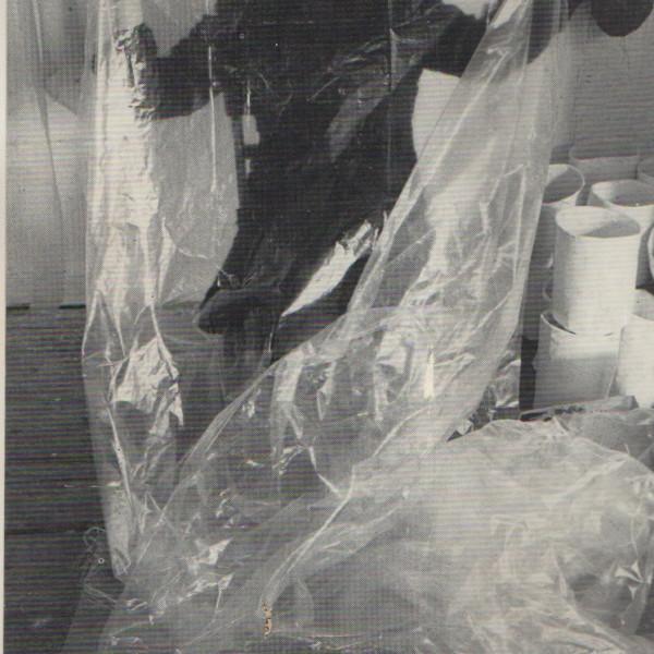 EVA HESSE 1936-1970