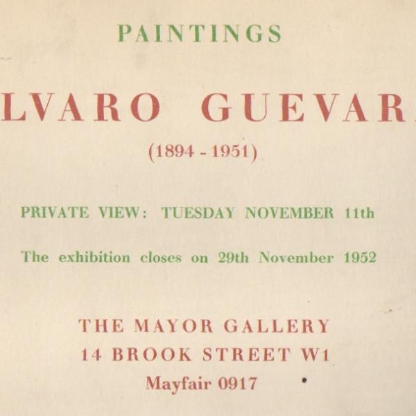ALVARO GUEVARA