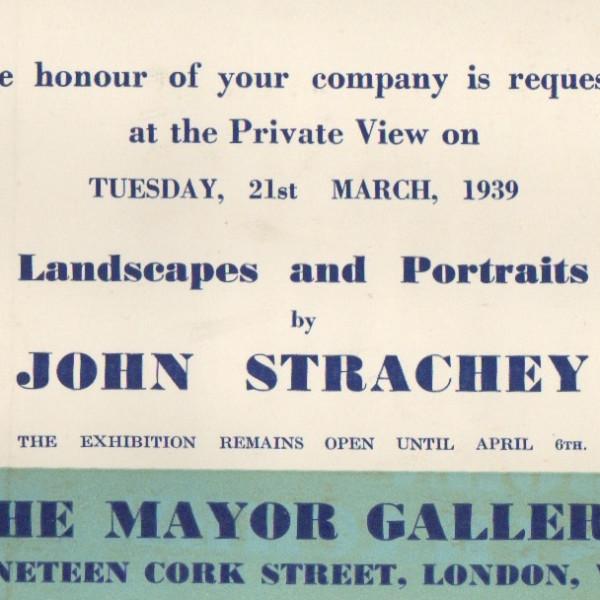 JOHM STRACHEY