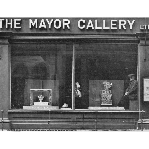 A LOAN EXHIBITION IN MEMORY OF FRED HOYLAND MAYOR