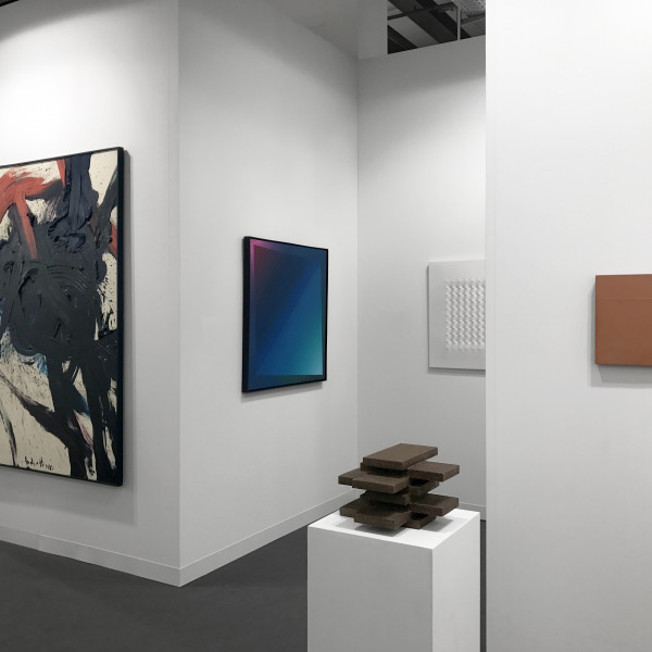 ART BASEL STAND A4, HALL 2.0