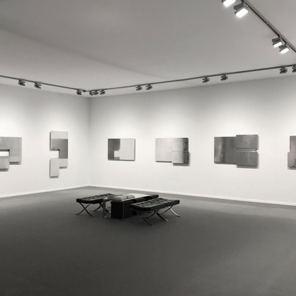 FRIEZE MASTERS Carel Visser: Aluminium Reliefs 1965-68