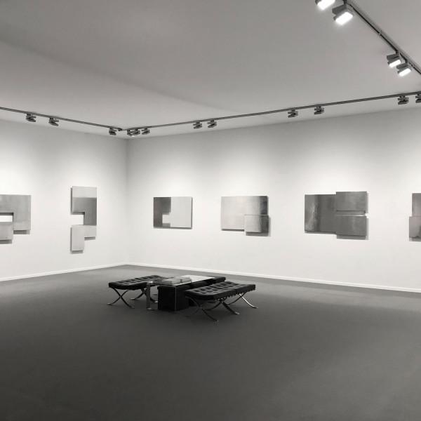 FRIEZE MASTERS Carel Visser: Aluminium Reliefs 1965-68