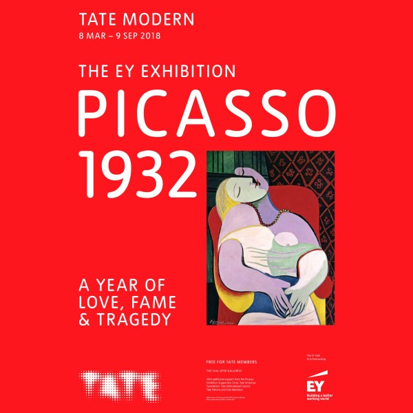 Tate Modern - Picasso 1932, The Ey Exhibition