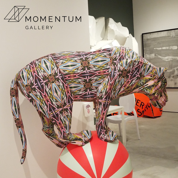 Momentum Gallery at CONTEXT Miami 2018 Booth C130