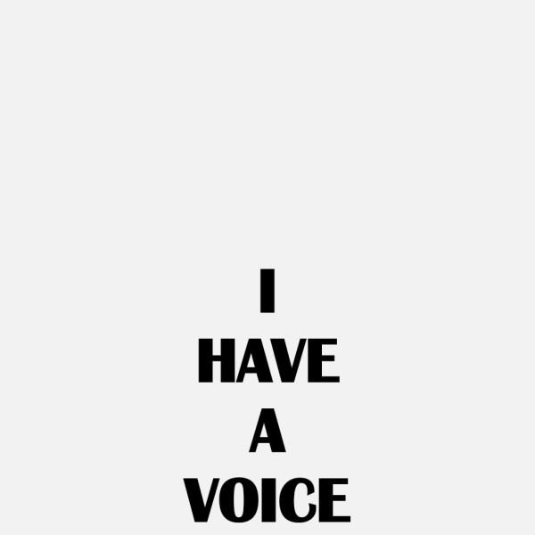 I HAVE A VOICE, 2019
