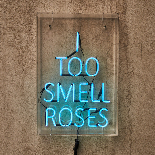 I TOO SMELL ROSES, 2018