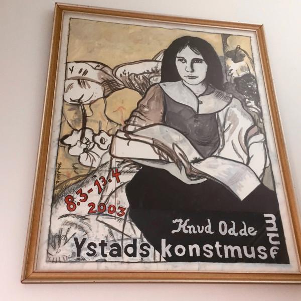 Knud Odde - Grete Trakl, 2003