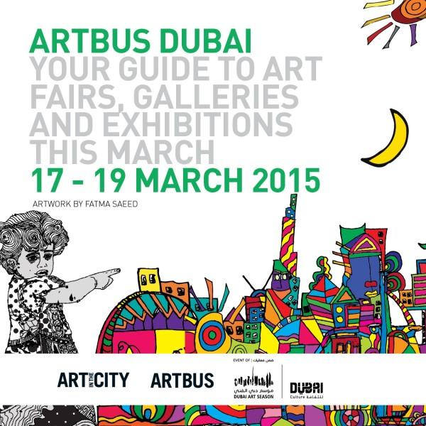 Artbus Dubai
