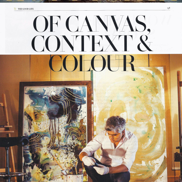 Of Canvas, Context, & Color