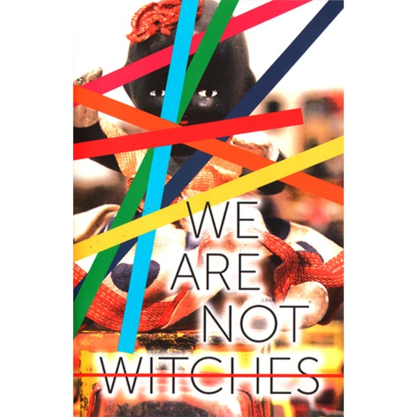 We Are Not Witches Saatchi Gallery, London. Exhibition to raise awareness of children accused of witchcraft