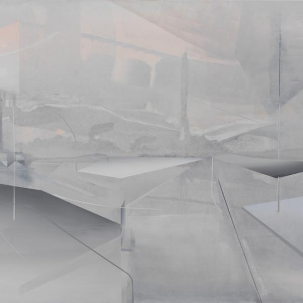 Alexandra ROUSSOPOULOS 亚历珊德拉·鲁索普洛斯 - Un-landscape XVII, 2015