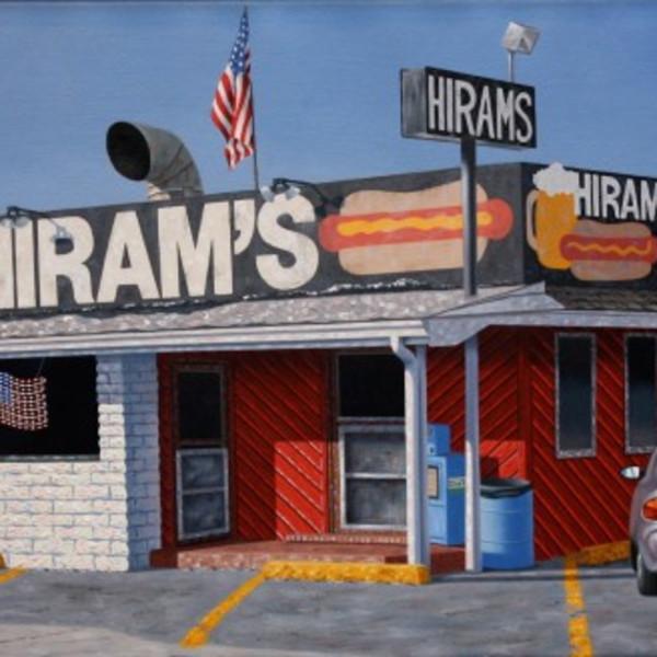 Reinterpreting the American Dream in hyperrealism