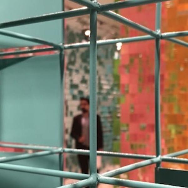 New Rashid Khalifa Exhibition Opens at London's Saatchi Gallery