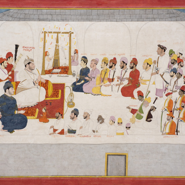 Mandi Masters Artists at the Court of Mandi