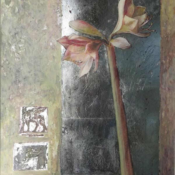 Amaryllis with Reflection