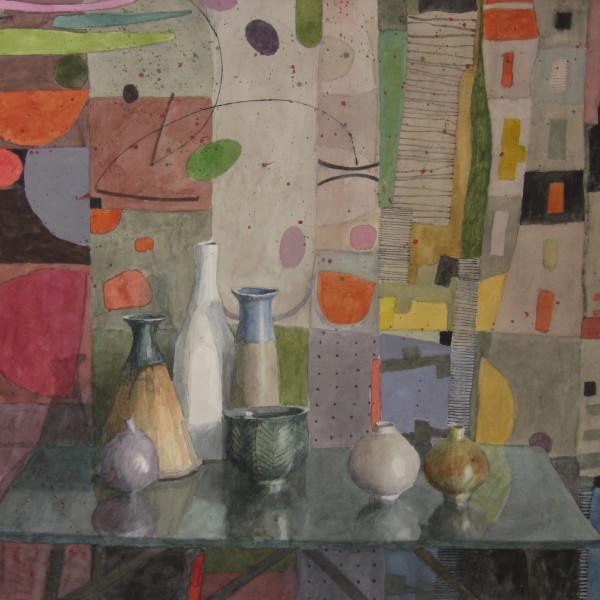 Annie Williams, Ceramics in the City