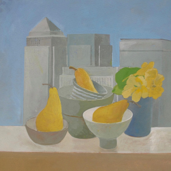 <span class=&#34;artist&#34;><strong>Wendy Jacob</strong></span>, <span class=&#34;title&#34;><em>Canary Wharf Still Life</em></span>