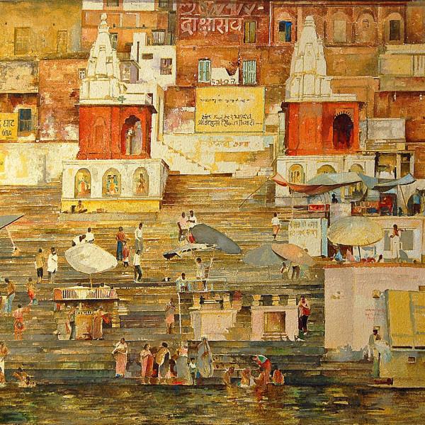 Varanasi Two Temples