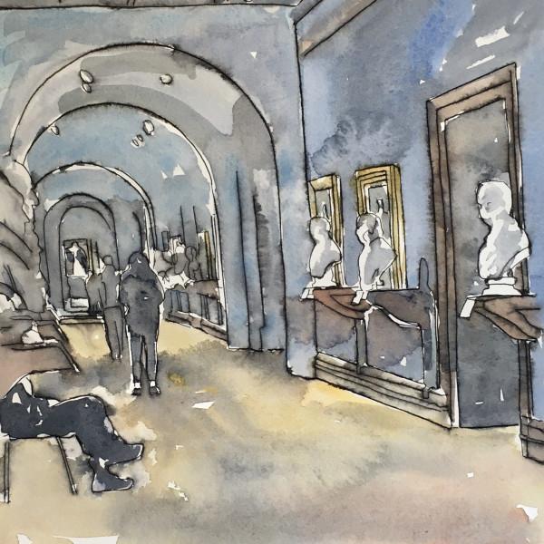 National Portrait Gallery Interior I
