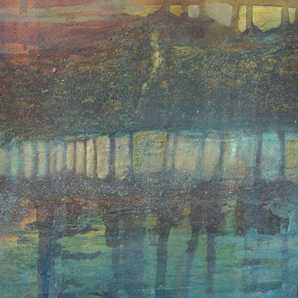 WORKSHOP: Abstract Mark Making from the Riverscape