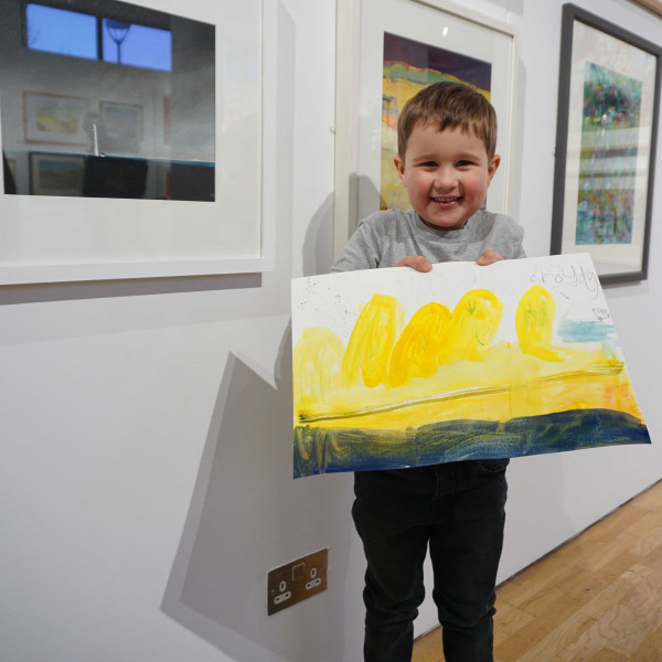 FREE FAMILY DAY EVENT: Playing with Colour