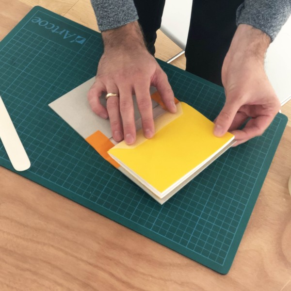 EVENT: Bind your own Sketchbook
