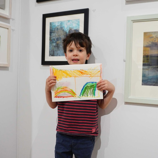 EVENT: Drawing your Dream Studio | Family Friendly Day