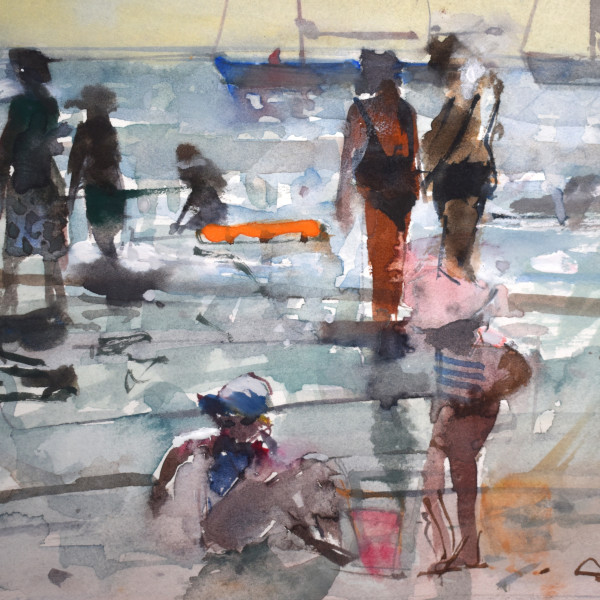 Summer at Bankside Gallery