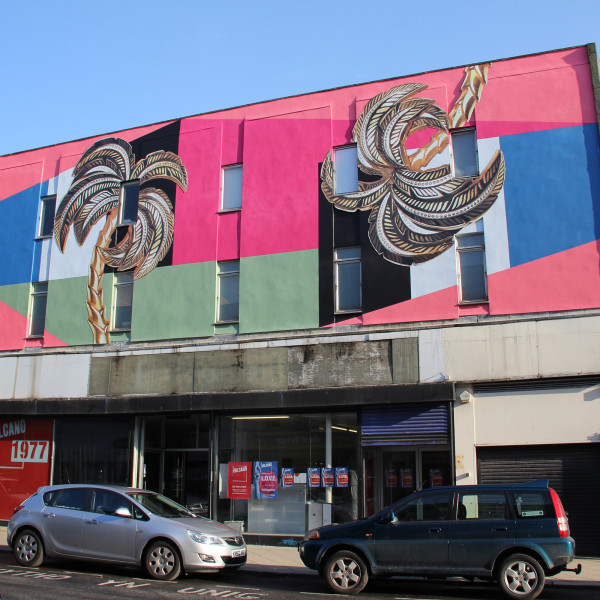 Art Across the City
