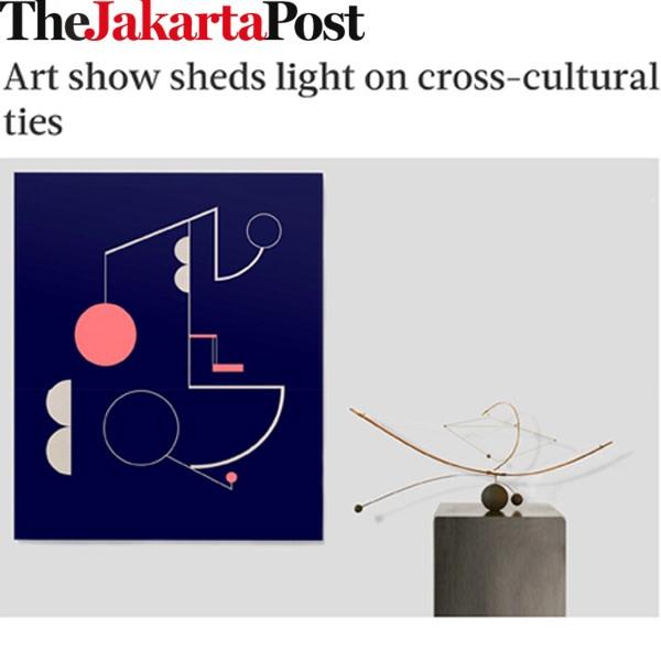 Art Show sheds light on cross-cultural ties