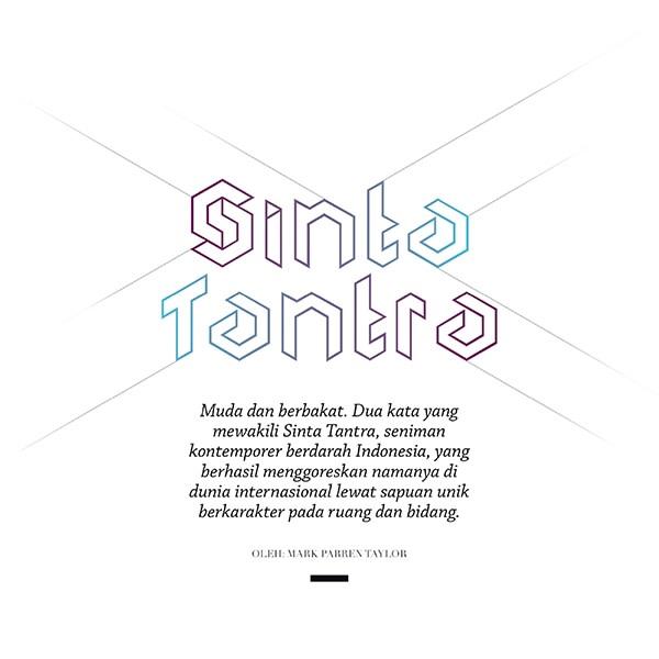 Feature: Sinta Tantra