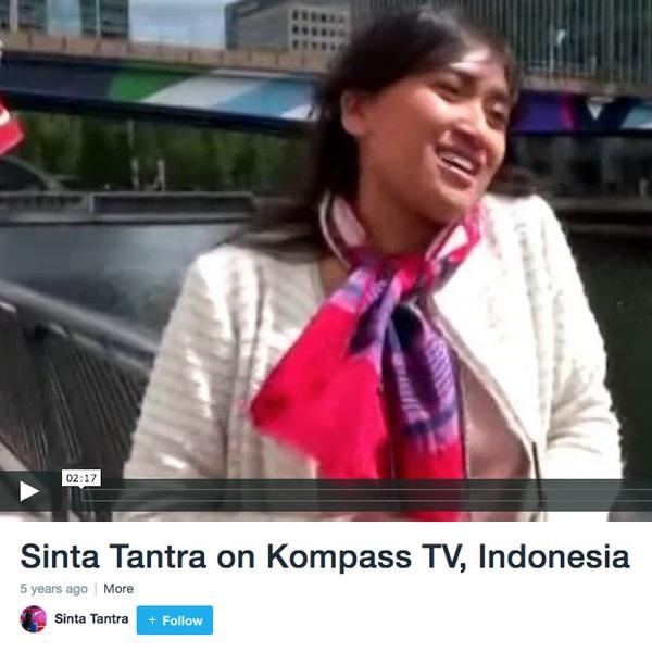 London 2012: Sinta Tantra