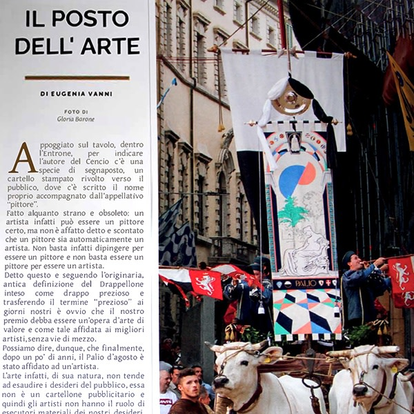 Il post Dell'arte