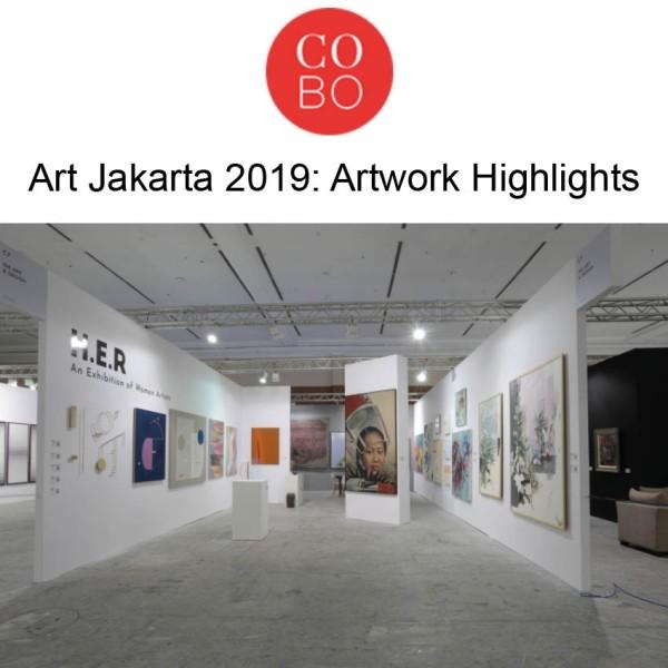 Art Jakarta 2019: Artwork Highlights