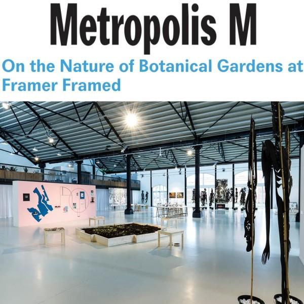 On the Nature of Botanical Gardens at Framer Framed