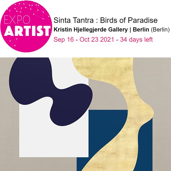Sinta Tantra: Birds of Paradise   Kristin Hjellegjerde Gallery, Berlin