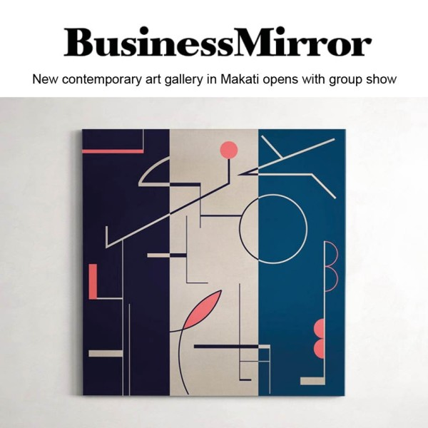 New contemporary art gallery in Makati opens with group show