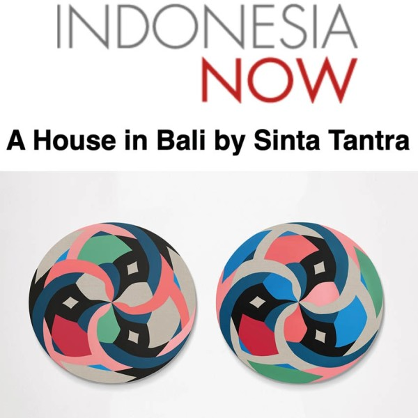A House in Bali by Sinta Tantra