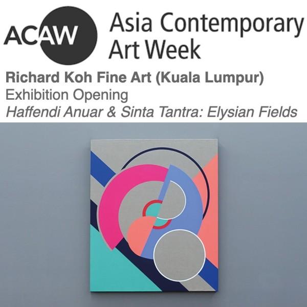 Richard Koh Fine Art (Kuala Lumpur) Exhibition Opening
