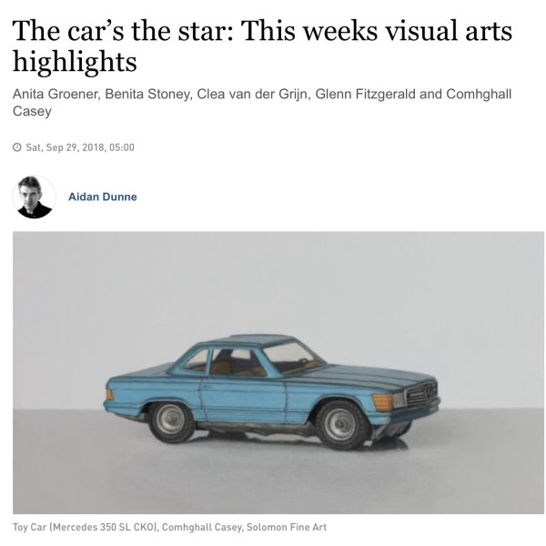 The Car's the Star