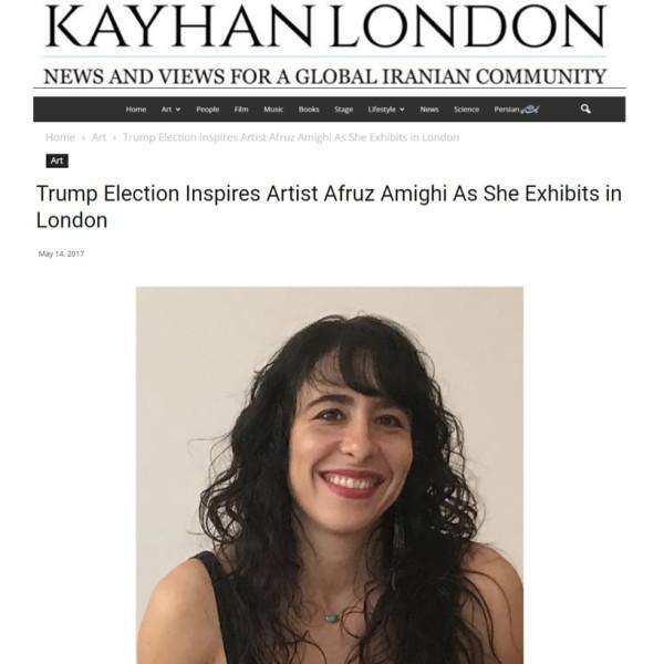 Kayhan London