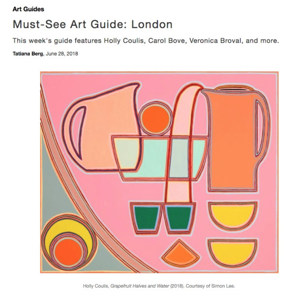 Must-See Art Guide: London