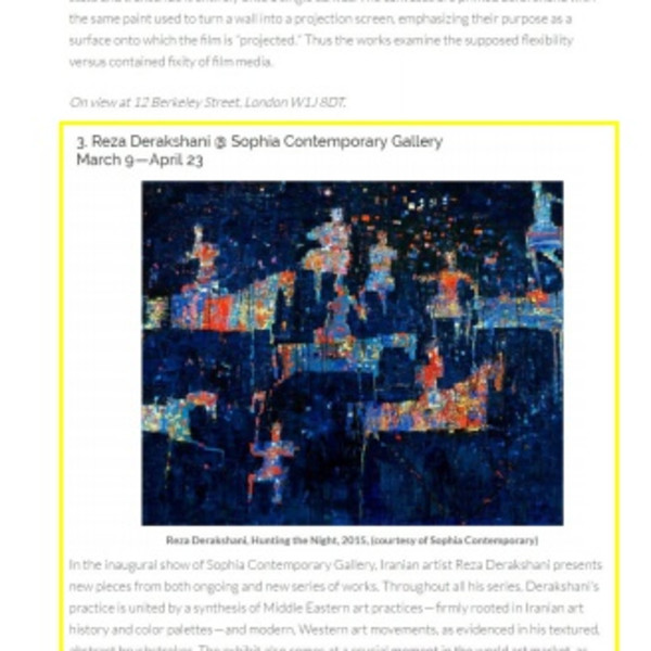 Art Market Monitor