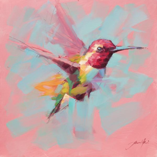 Jamel Akib - Humming Bird 3, 2019