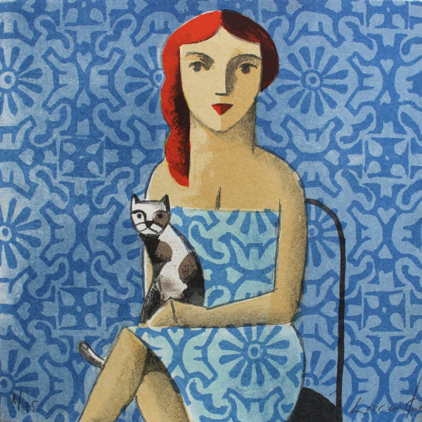 New Didier Lourenço Lithographs