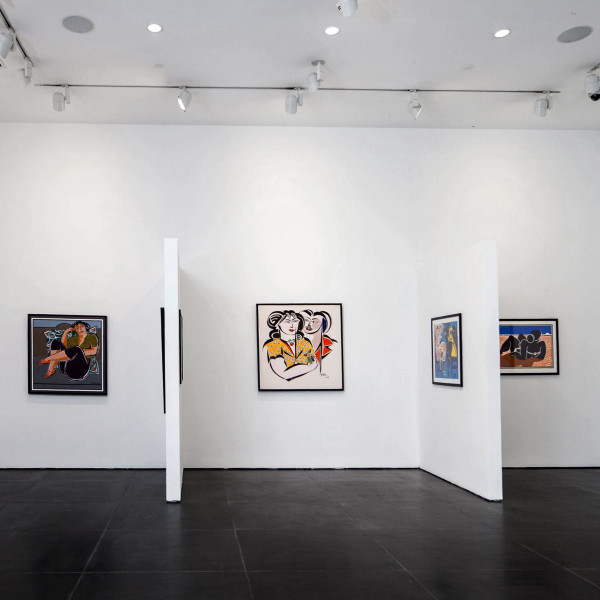 Hussein Madi Solo Exhibition: Hussein Madi