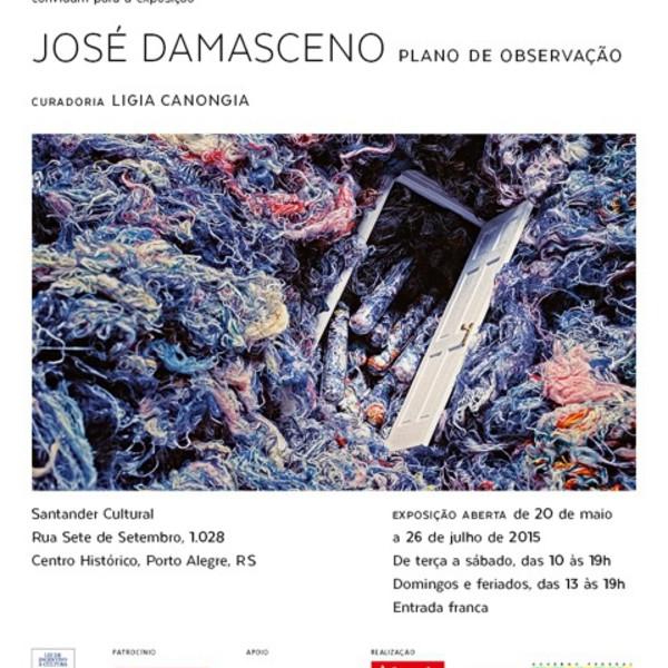José Damasceno: Plano de Observação