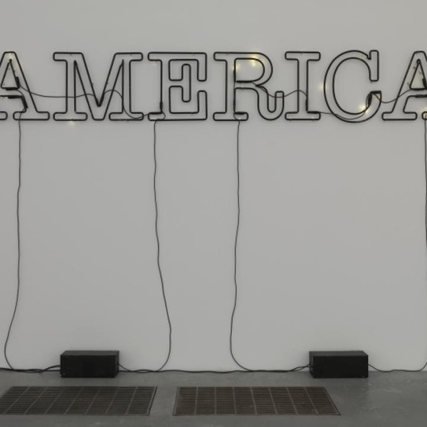 Glenn Ligon: Encounters and Collisions at Tate Liverpool
